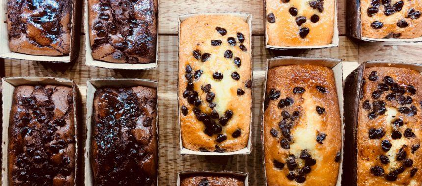 Czekoladowy piegus, czyli przepis na ciasto z kawałkami czekolady