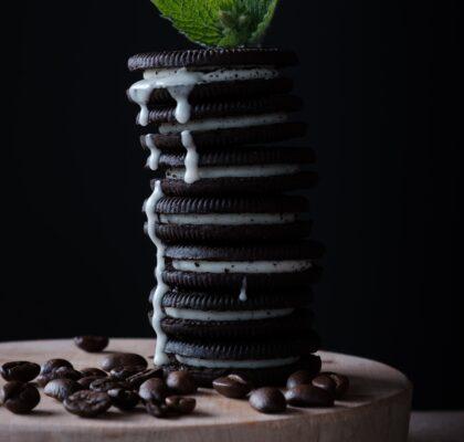 Domowe czekoladowe markizy