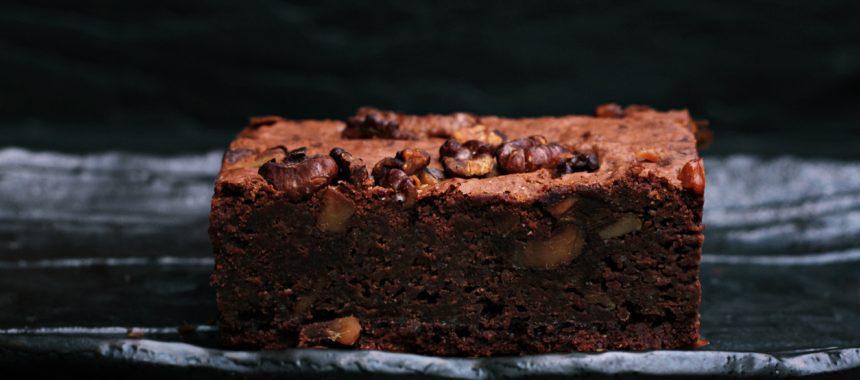 Pistacjowe ciasto czekoladowe