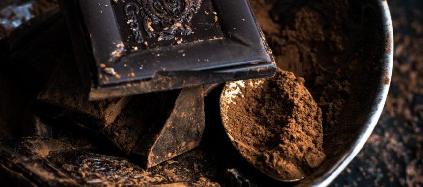 Polewa czekoladowa z kakao i masła