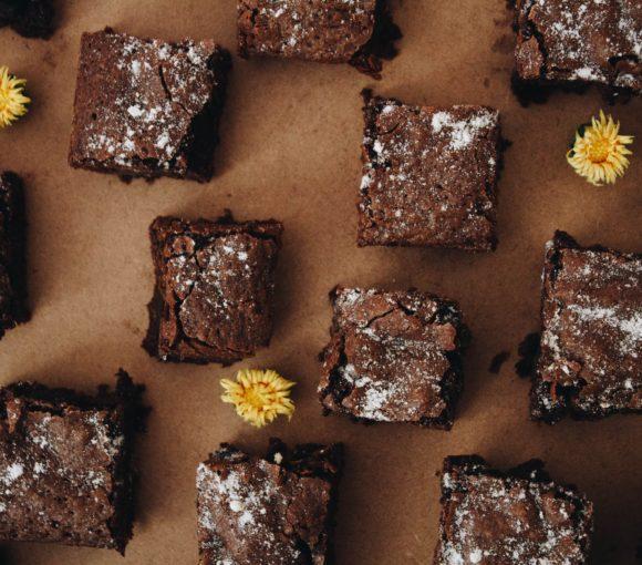 czekoladowe ciasto napoleon